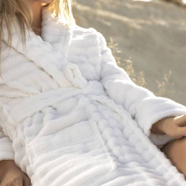 Cassis Bathrobe